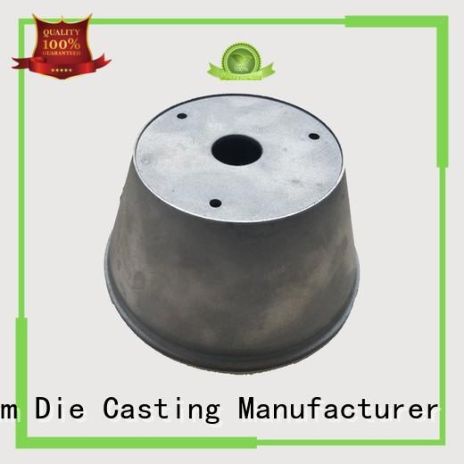 CNC machining security system accessories casting kit for lamp