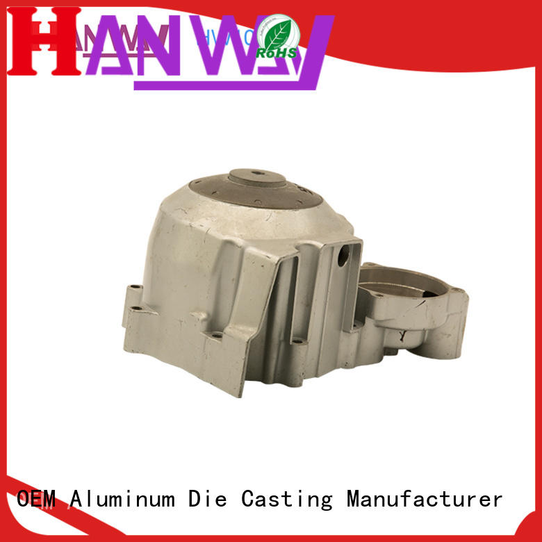 Hanway coating automotive & motorcycle parts supplier for industry