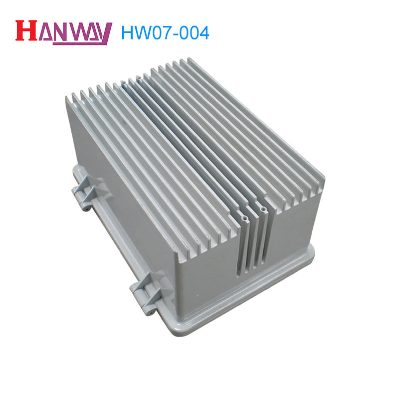 Hanway CNC machining Security CCTV system accessories factory for plant-1