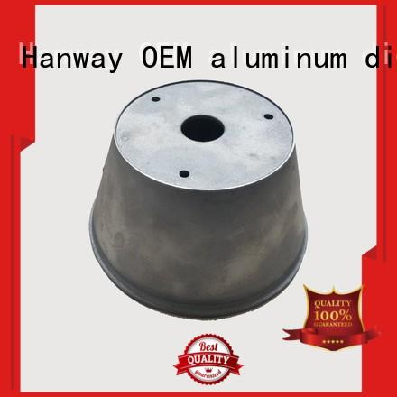 Hanway aluminum Security CCTV system accessories part for outdoor