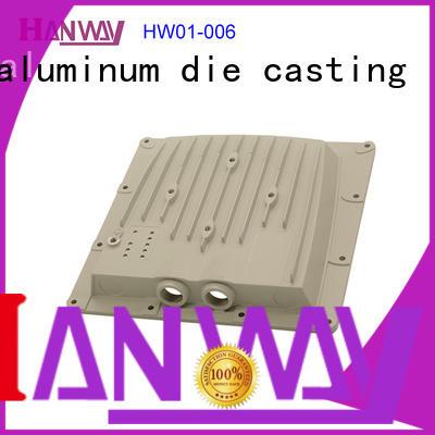 Hanway mounted wireless antenna enclosure antenna for manufacturer