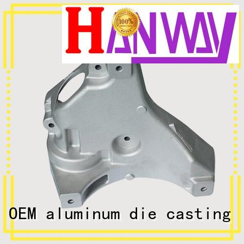 automobile die casting cars auto parts regulator Hanway company