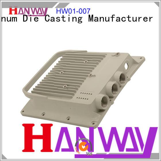 Hanway cast aluminium die casting manufacturers inquire now for industry