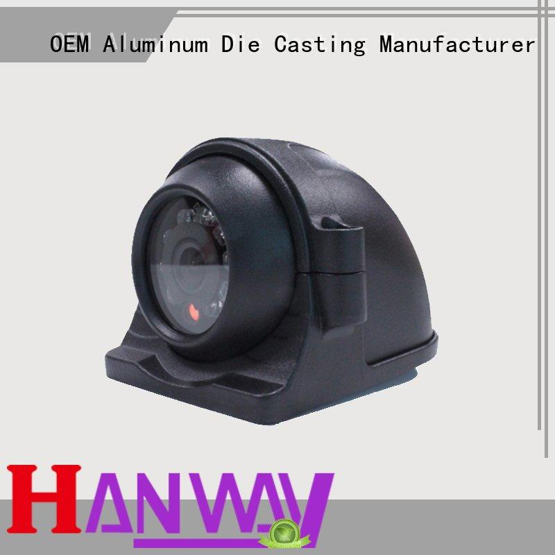 Hanway black Security CCTV system accessories part for mining
