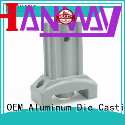 Hanway aluminum foundry medical component manufacturer supplier for merchant