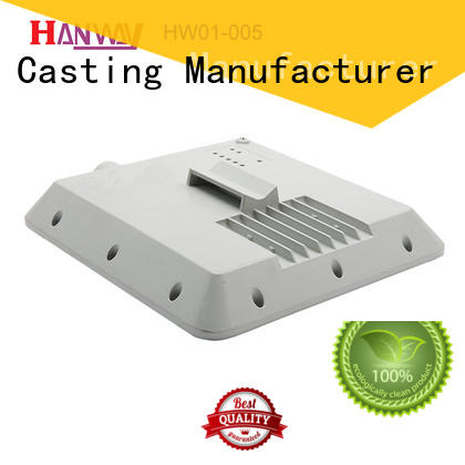 China aluminum foundry wireless enclosure for antenna HW01-005