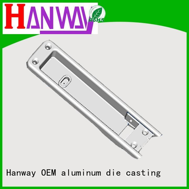 casting oem aluminum tools customized Hanway company