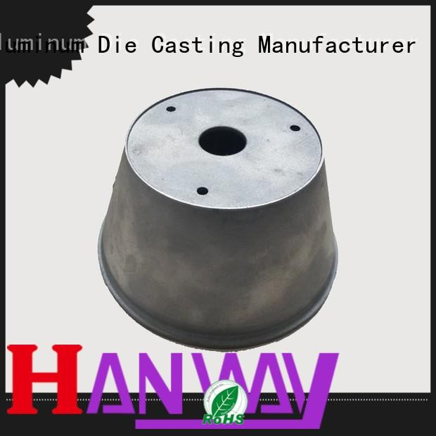 Hanway CNC machining Security CCTV system accessories customized for outdoor