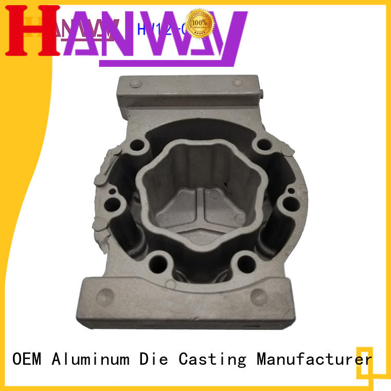 Hanway mechanical valve body & flange kit for manufacturer
