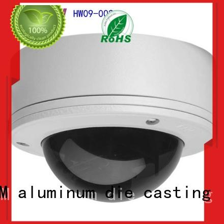 Hanway black cctv accessories customized for mining