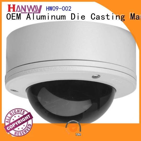 Hanway die casting CCTV camera enclosure cctv for mining
