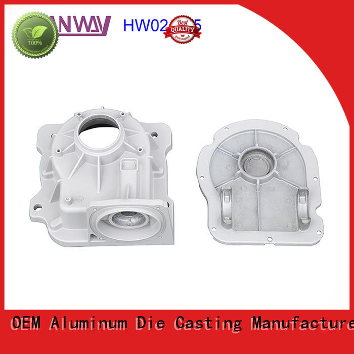 Hanway die casting Industrial parts and components wholesale for manufacturer