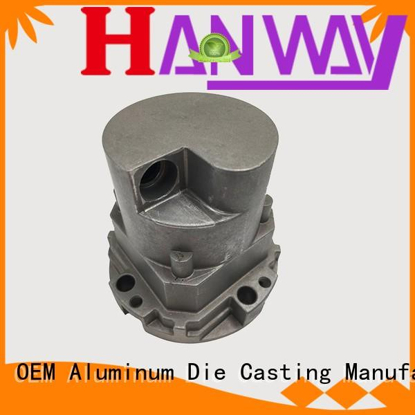 aluminum channel aluminum casting lamp Hanway Brand company