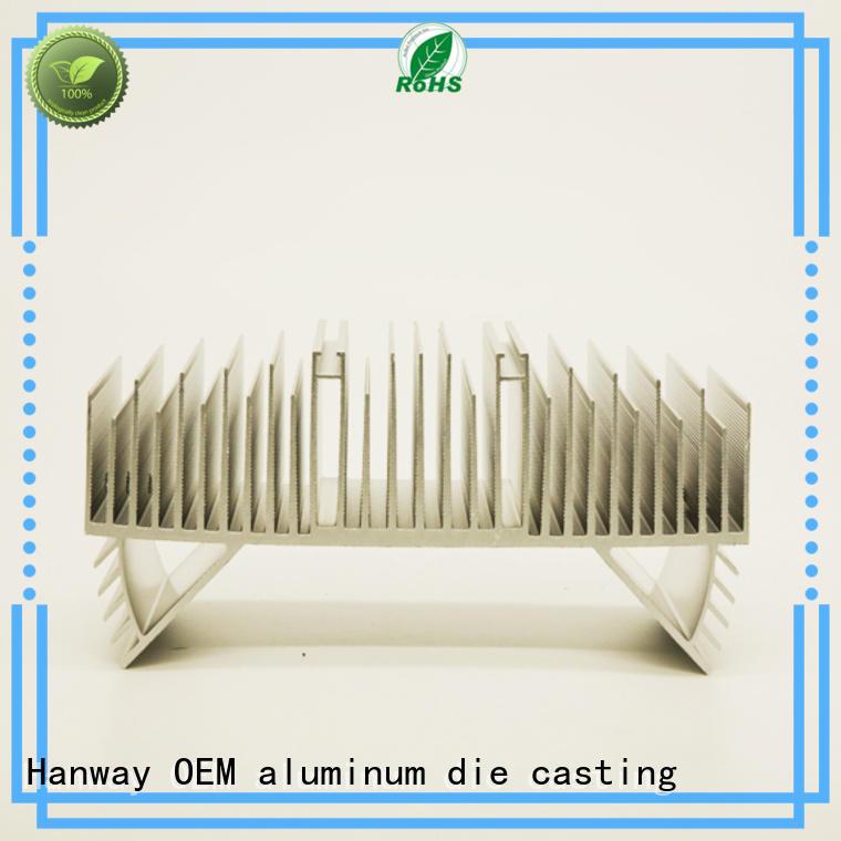 Hanway mechanical heat sink design supplier for industry