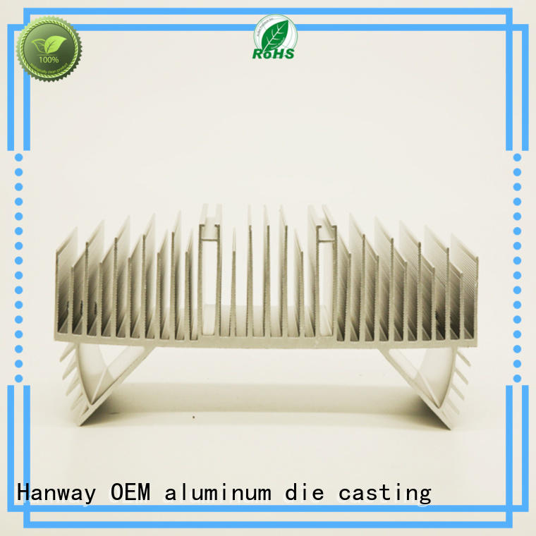 Hanway mechanical heat sink design supplier for industry