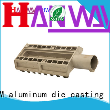 Hanway forging led heatsink customized for plant
