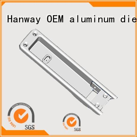 Hanway Brand chinese parts aluminum tools foundry