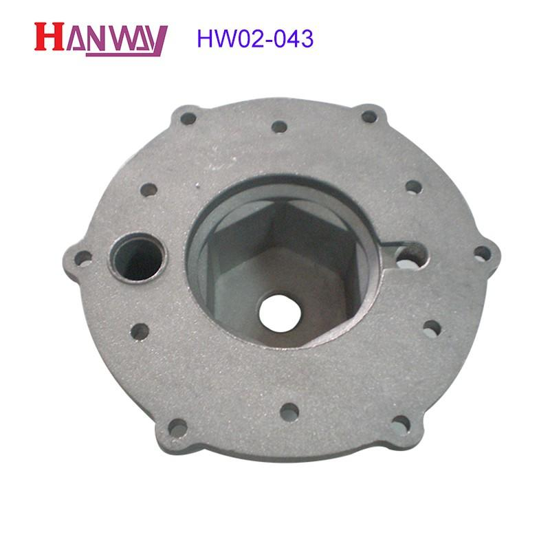 polished Industrial parts and components diecasting directly sale for plant-2