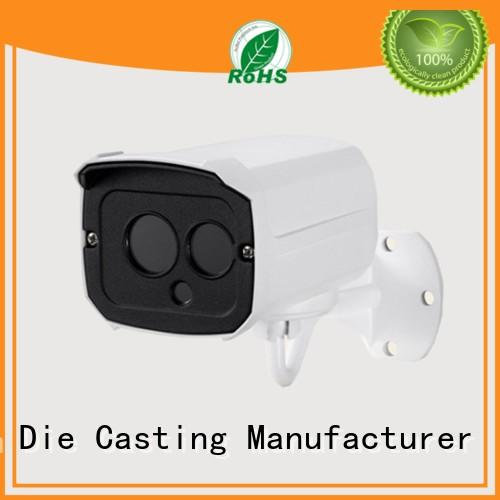 Hanway anodized Security CCTV system accessories customized for lamp