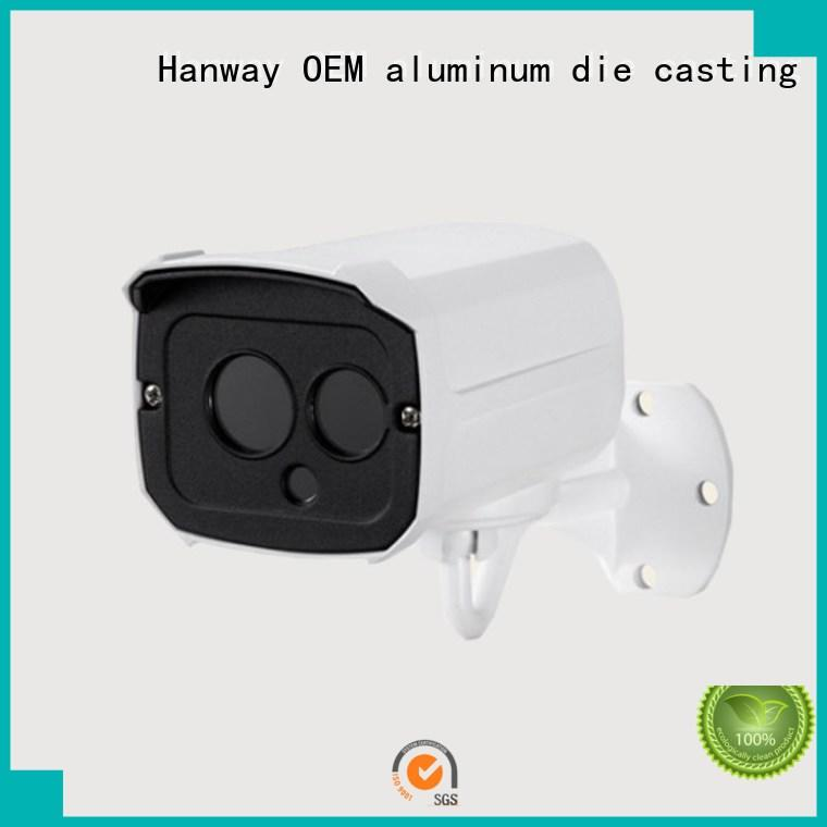 Hanway Brand enclosure waterproof aluminum casting manufacture