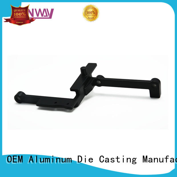 Hanway top quality aluminum foundry process with good price for workshop