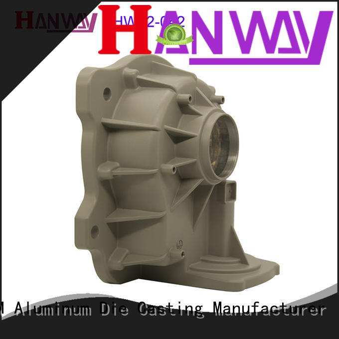 Hanway injection Industrial parts and components directly sale for workshop