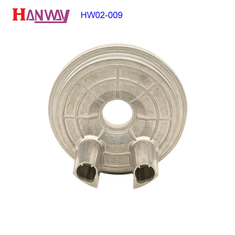 Hanway machining Industrial parts and components from China for industry-3