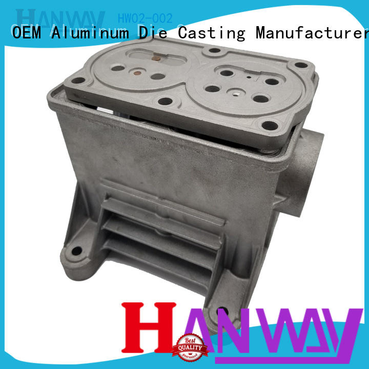 Hanway precise Industrial parts and components supplier for workshop
