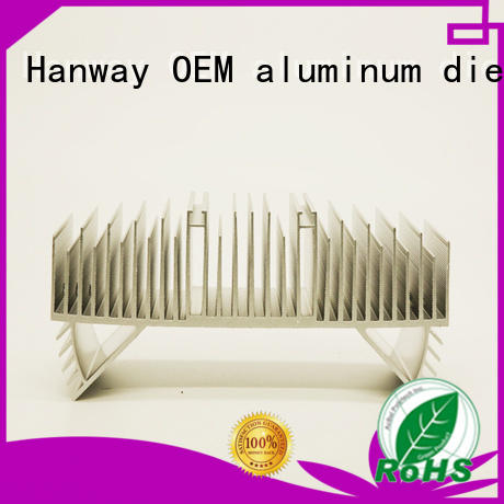 housing heat aluminum Hanway Brand aluminum light pole