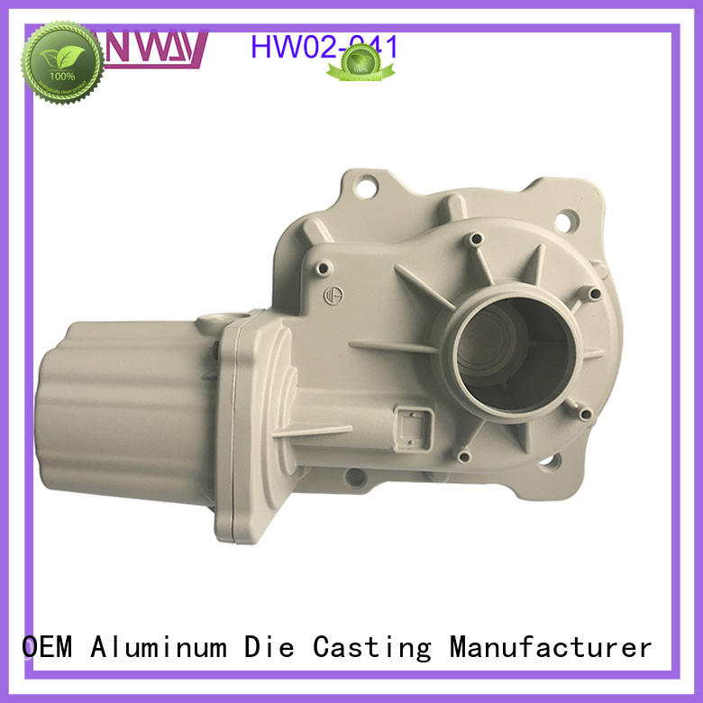 Industrial parts and components moulds for manufacturer Hanway