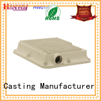 Hanway cast telecommunication parts accessories with good price for antenna system