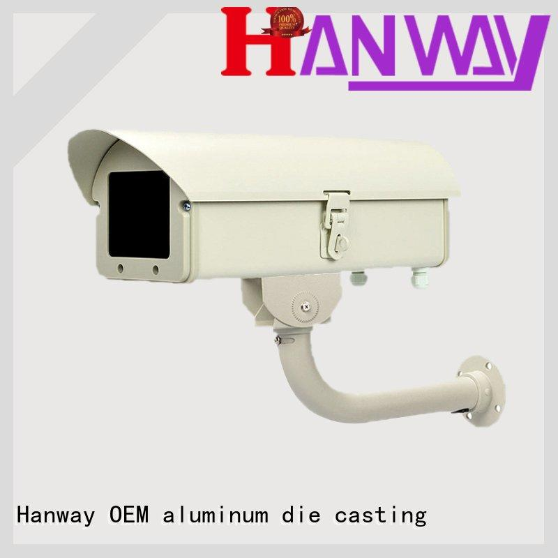 Hanway CNC machining from China for factory