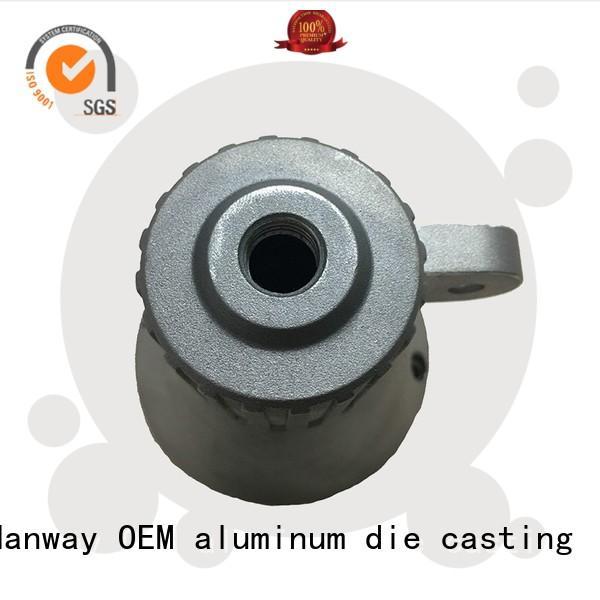 aluminum die cast led heat sink heat foudry aluminum Hanway Brand company