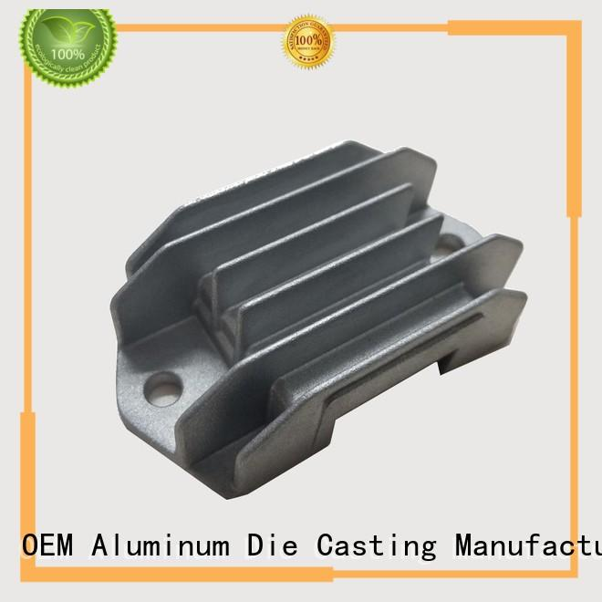 foundry die cast auto parts part for workshop Hanway