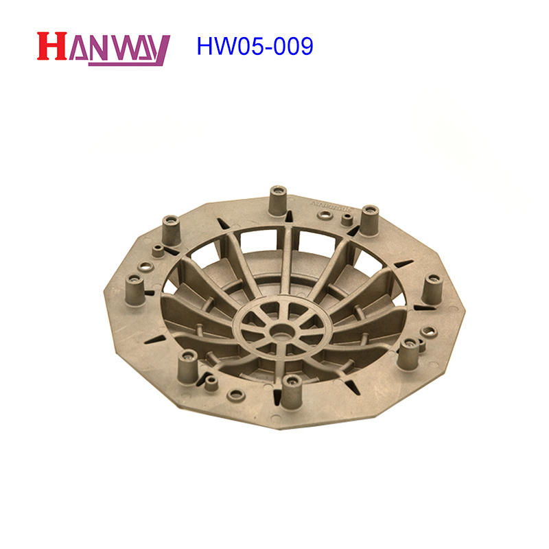 hw05007 die-casting aluminium of lighting parts kit for mining Hanway-2