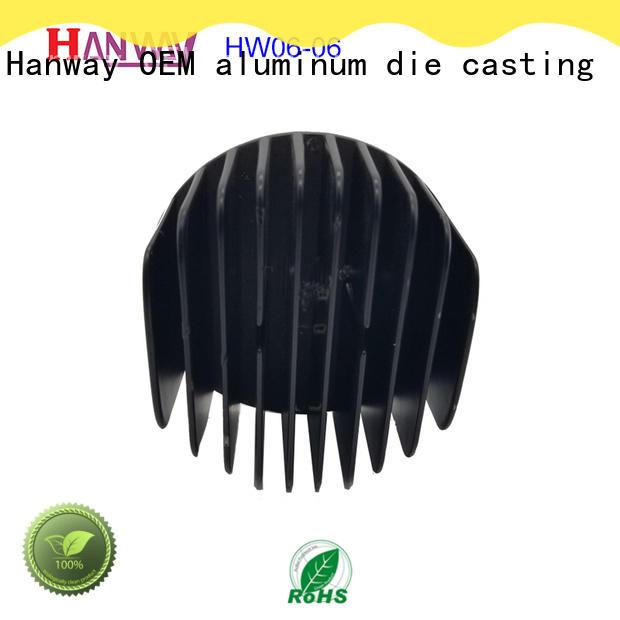 circular led heatsink factory price for industry Hanway
