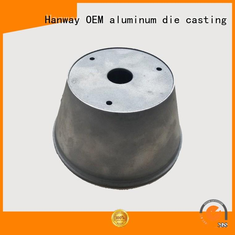 enclosure foundry OEM aluminum casting Hanway