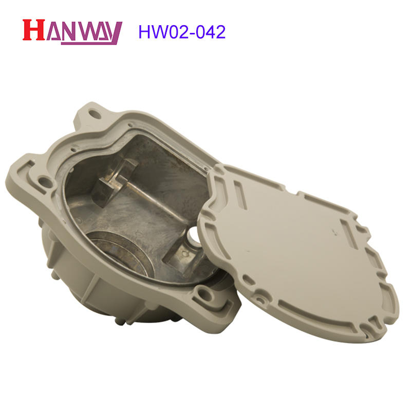 Hanway die casting from China for manufacturer-3