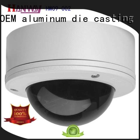 Hanway led housing Security CCTV system accessories hanway for lamp