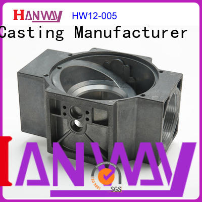 die casting valve body & flange 100% quality factory price for manufacturer