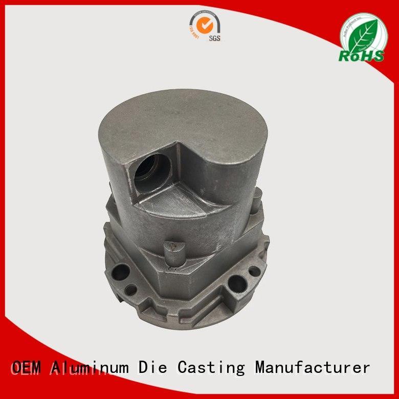 casting cnc LED light heat sink die casting housing Hanway