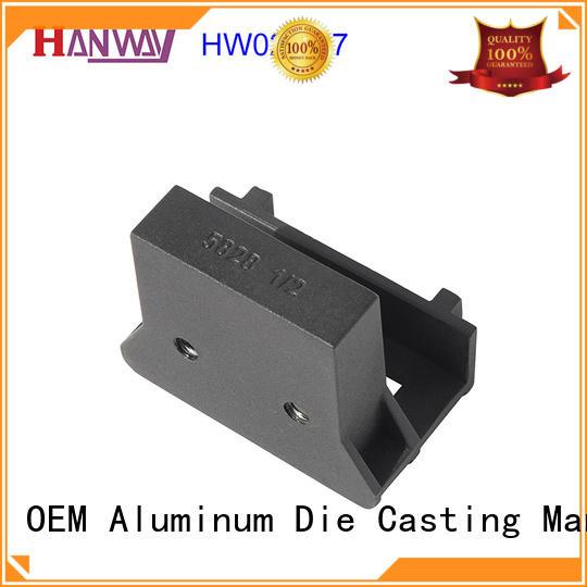 polished Industrial parts and componentshw02015 series for workshop