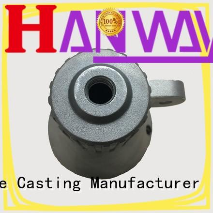 Hanway mechanical aluminium casting parts factory price for plant