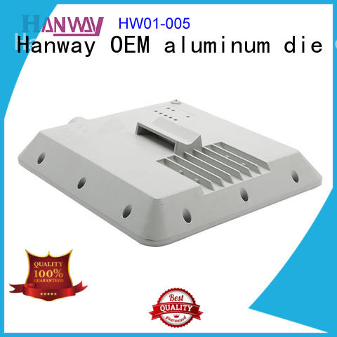 Hanway die casting aluminium casting manufacturers inquire now for workshop