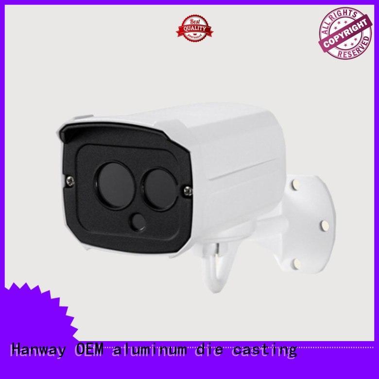 cctv camera accessories die casting die bracket waterproof Warranty Hanway