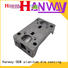 Hanway die casting valve body & flange factory price for industry
