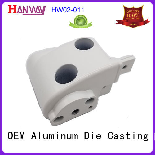 Hanway ductile Industrial parts supplier for manufacturer
