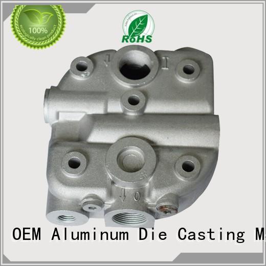 custom auto parts die precision automobile cast aluminum furniture manufacturers manufacture
