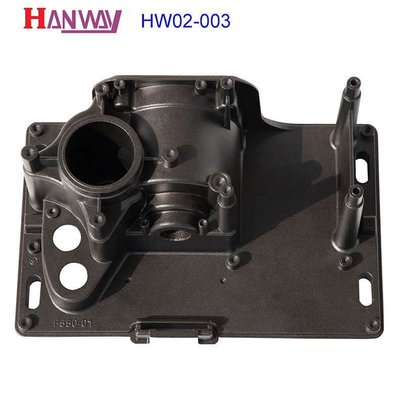 Hanway polished metal casting parts wholesale for industry-2