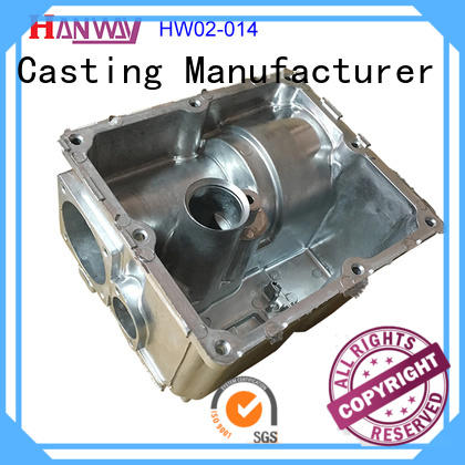 Hanway polished Industrial components series for plant